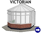 Victorian DIY Self Build Conservatory
